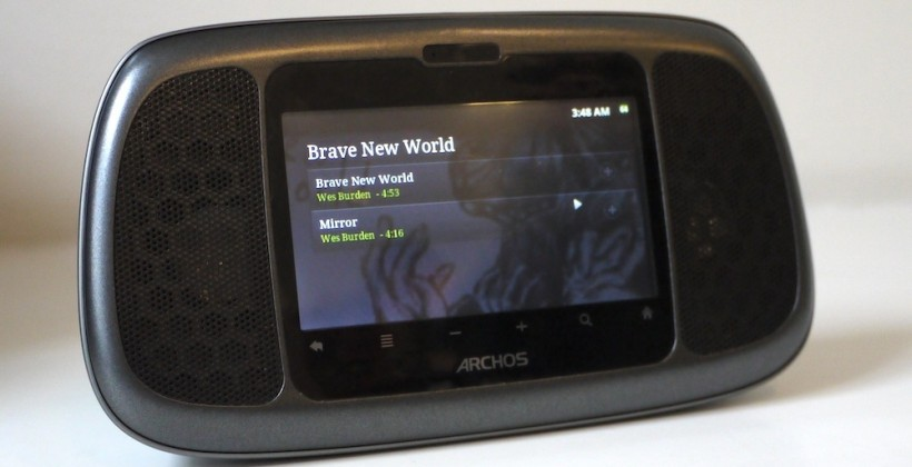 Archos 35 Home Connect & Smart Home Phone hands-on