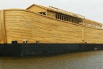 Dutchman Johan Huibers builds gigantic wooden Ark