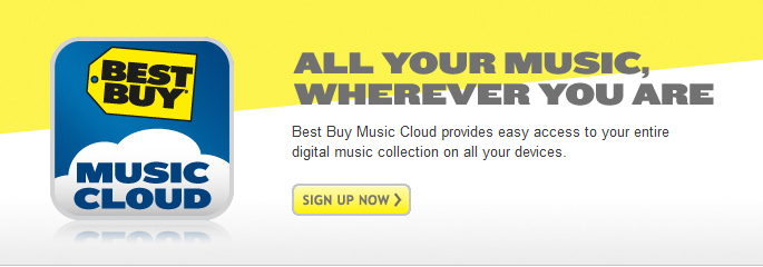 Best Buy Unveils Its Own Cloud Music Service