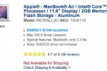 MacBook Air supplies dry up at Best Buy online; Refresh imminent