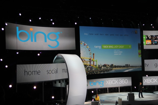 Xbox Live adding UI Changes, YouTube, Bing and new Kinect support