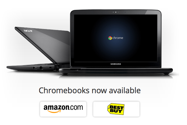 Samsung, Acer Chromebooks Now Available For Pre-Orders