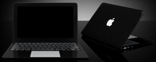 MacBook Air To Be Revamped With Black Aluminum?