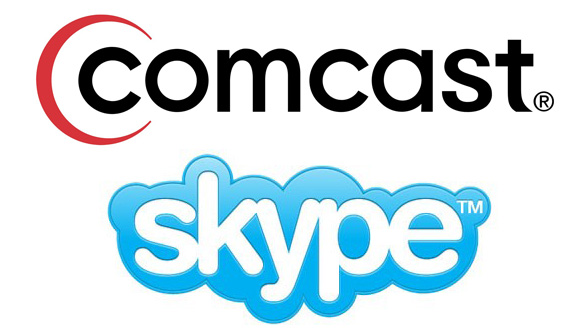 Comcast Partners With Skype To Bring HD Video Calling To Your TV