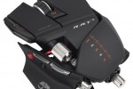 Mad Catz Cyborg R.A.T. gaming mice get drivers for Mac Gamers