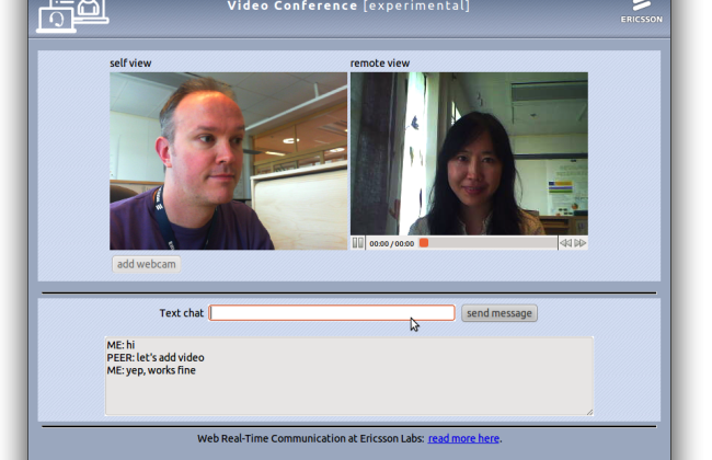 Google WebRTC browser voice/video chat released to take on Skype and