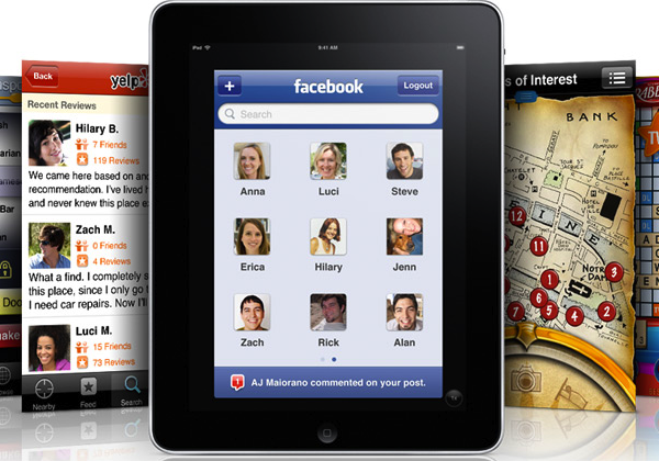 Facebook iPad app imminent tip insiders
