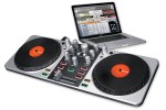 Gemini FirstMix USB DJ controller now available