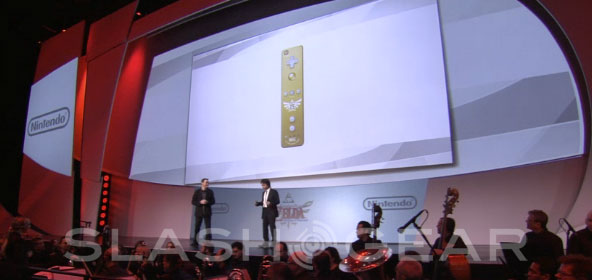 E3 Nintendo Keynote Opens with Zelda Orchestra, Four New Zelda Titles