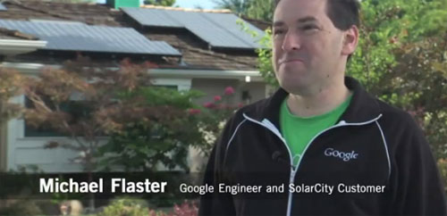 Google teams with SolarCity to make solar affordable for home owners