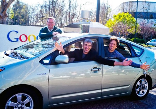 Nevada Legislation allows Google driverless cars to cruise state roads