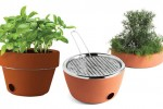 Erbe Planter is also a grill and perhaps the worst idea ever