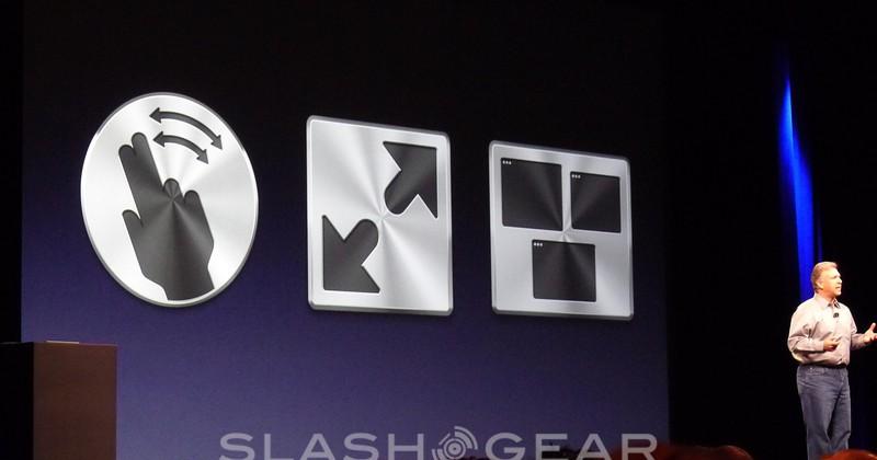 10 Features Revealed for OSX Lion including Multi-Touch Gestures, Full Screen Apps, and Mission Control