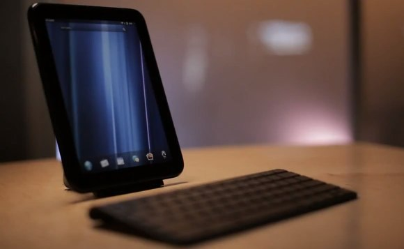 HP TouchPad gets detailed in new video demos