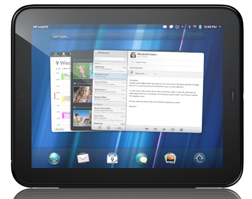 HP Offers $50 TouchPad Mail-In Rebate For Pre And Pixi Owners