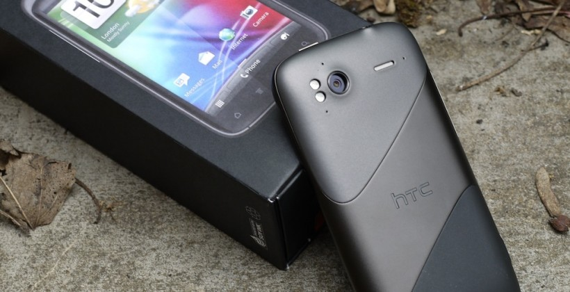 "HTC: There's no Sensation ""death grip"" issue"