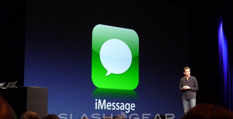 iOS 5 Gets Social With New Game Center And iMessage