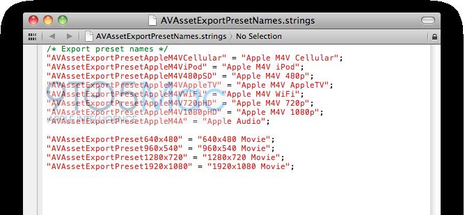 iOS 5 Reveals 1080p Video Export, Confirms 8 Megapixel Camera For iPhone 5