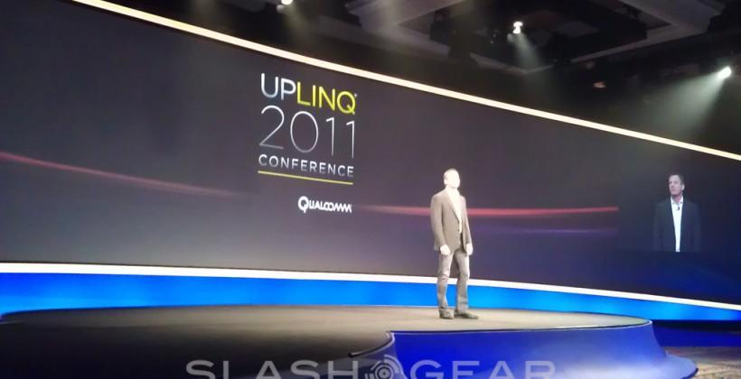 HTC Keynote at Uplinq 2011: Onlive, HTC Watch, HTC Pro