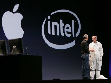 iPhones And iPads To Get Intel Chips In The Future?