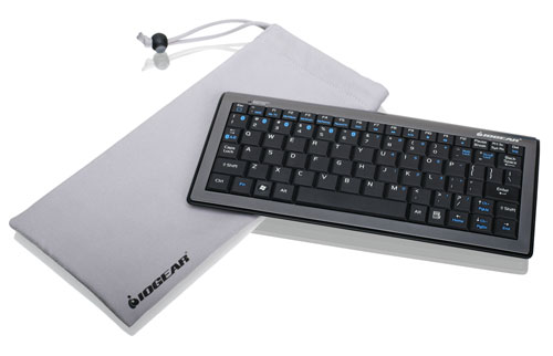IOGEAR launches new Bluetooth Mini Keyboard supporting Switching between six devices