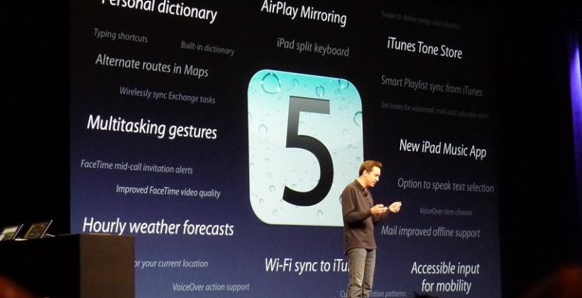 iOS 5′s App Shakeup is Nothing New