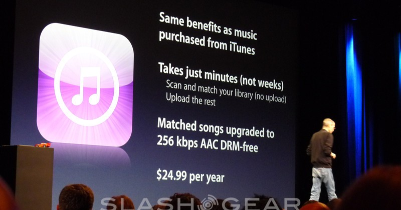 iTunes Match Revealed As iCloud Music Scanning Option