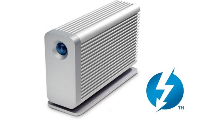 LaCie Little Big Disks Thunderbolt Series, Fastest Mobile Storage Demoed At Computex 2011