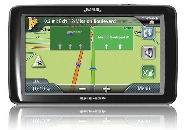 magellan announces wireless backup camera for gps devices. Black Bedroom Furniture Sets. Home Design Ideas