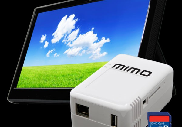 MimoPlug bundle with MimoMonitor makes the smallest Linux computer around