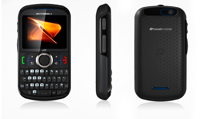 Motorola Clutch + i475 Available Now For $100
