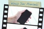 Long preview video of Nokia N950 lands from Thai developer
