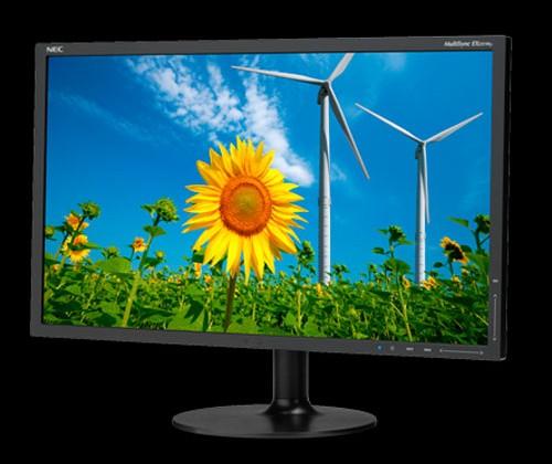 NEC unveils new 23-inch MultiSync EX231Wp display