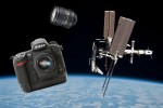 Nikon DSLRs allowed to burn up on reentry by Italian astronaut