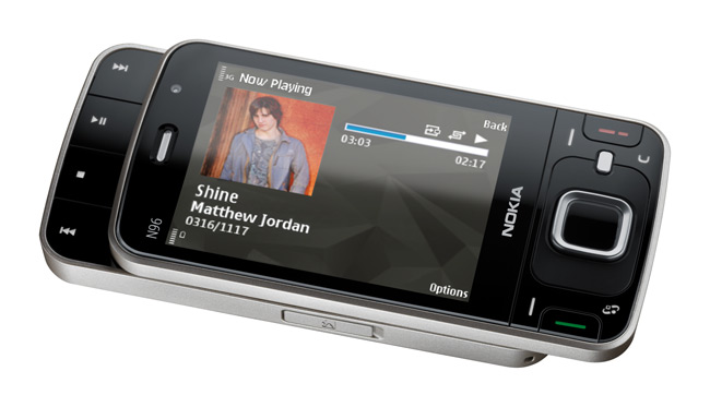Nokia and IPCom trade blows over N96 patent infringement suit