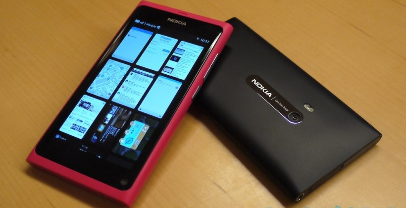 Nokia N9 hands-on [Video]