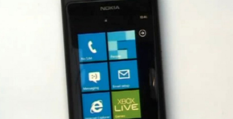 Nokia Windows Phone gets demo: N9-a-like shows Microsoft love [Video]