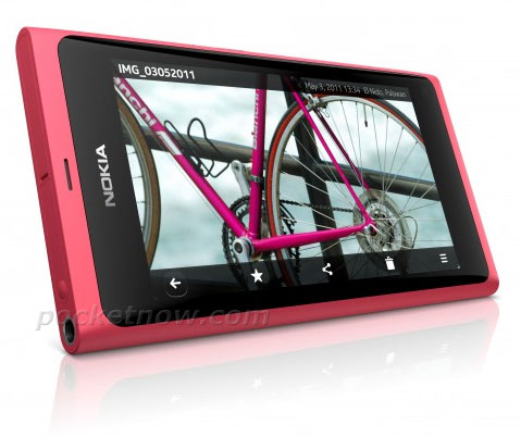 Nokia N9 Gets First Press Shots Leaked