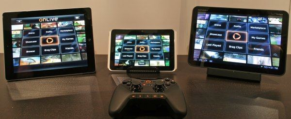 OnLive Player For iPad And Android Tablets Debuts At E3 2011