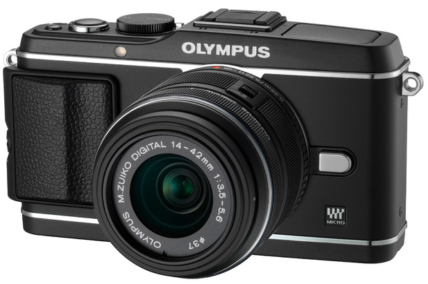 Olympus PEN E-P3, E-PL3 and E-PM1 micro four thirds official