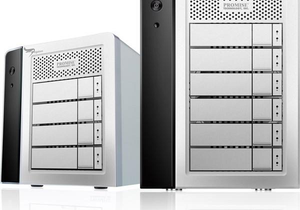Promise Technology ships Thunderbolt Storage System