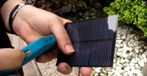 Small solar panel could power Pixel Qi and ARM tablet