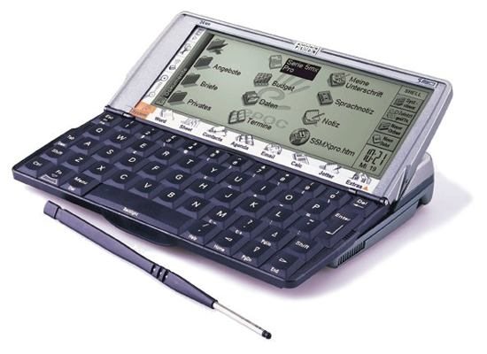 PsiXpda planning Psion 5mx-style QWERTY Android MID