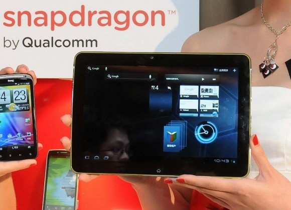 """Qualcomm: """"We're not worried about"""" NVIDIA Kal-El"""