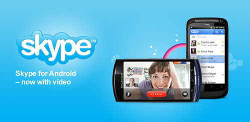 Skype adds video calling support to Android app
