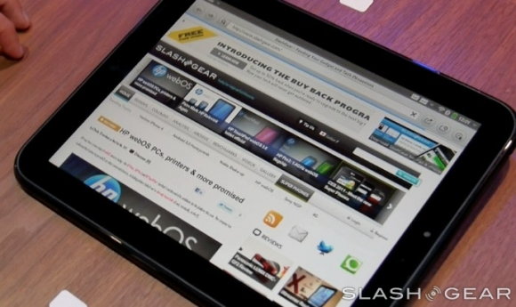 HP Touchpad 7-Inch Version To Ship August?