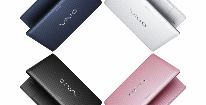 Sony Debuts New VAIO E And C Series Laptops With More Colors