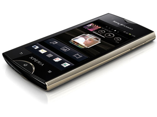 Sony Ericsson XPERIA ray and XPERIA active arrive, plus txt messager