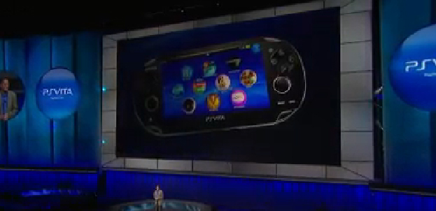 E3 2011: Sony NGP Officially PS Vita [Updated with VIDEO]