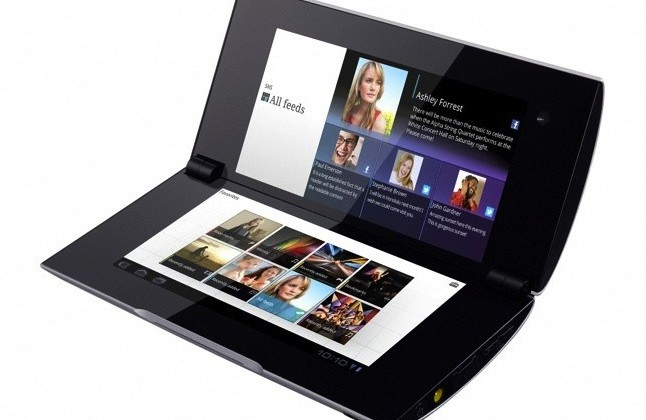 Sony S2 clamshell Android tablet clears FCC with AT&T HSPA+
